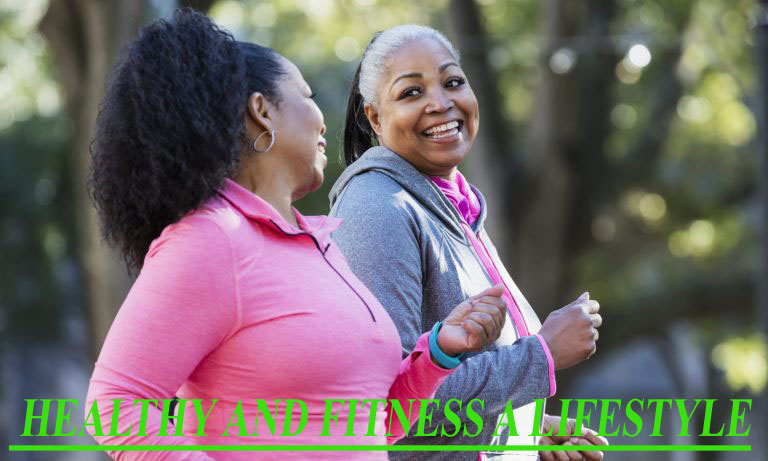 HOW TO MAKE HEALTHY AND FITNESS A LIFESTYLE