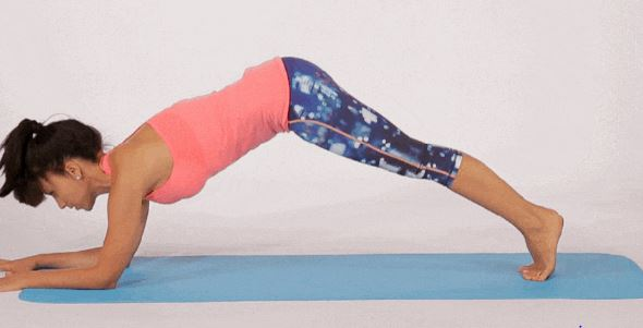 30-Day Plank Challenge Will Transform Your Core in 4 Weeks