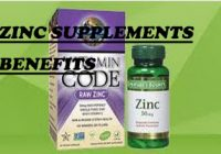 Zinc Supplements Types, Benefits, Dosage, and Side Effects