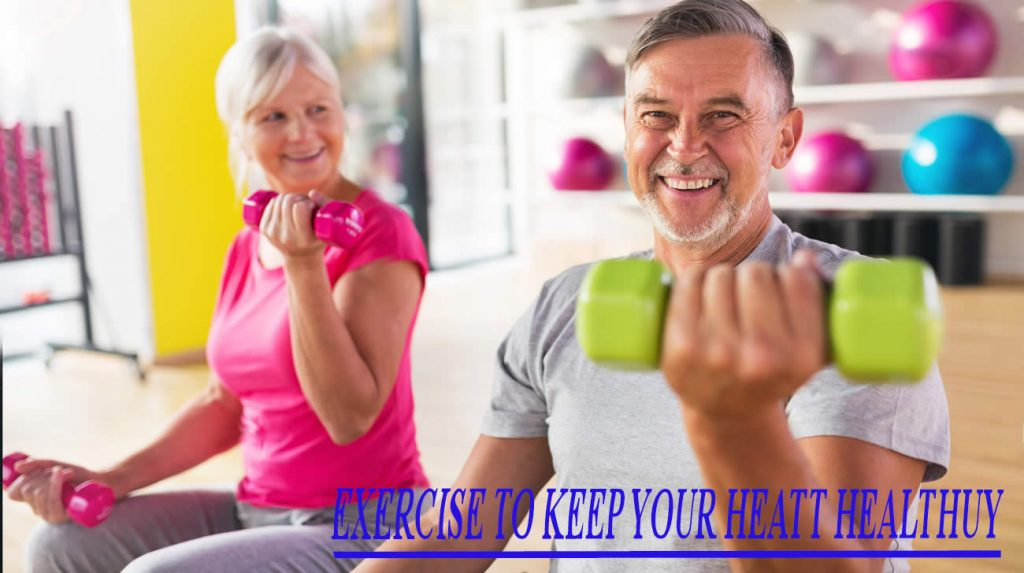strengthen heart muscle exercise
