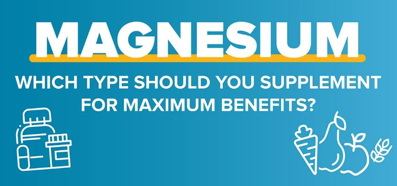 Magnesium supplements and their benefits