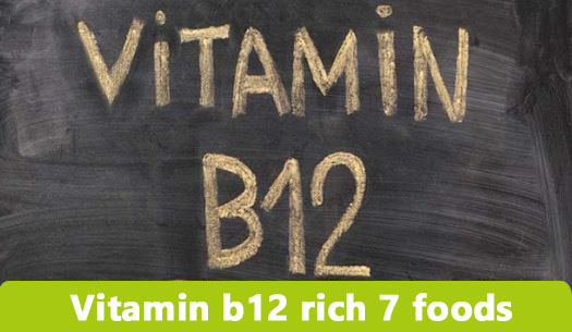 Vitamin b12 rich 7 foods that may load you up with energy